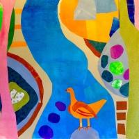 Blue River / Yellow Bird